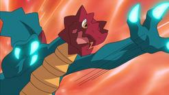 Emmy Druddigon Dragon Claw