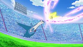 Ash Pikachu Volt Tail