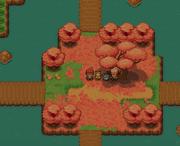 A screenshot of Springtide Lake on Easter Island.