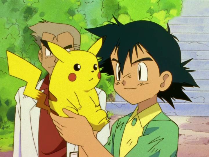 Pokémon, Eu Escolho Você!