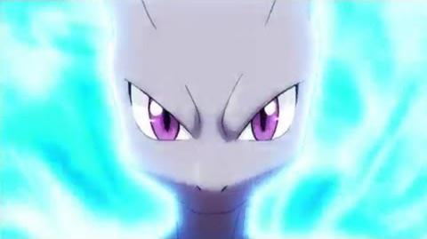 Pokemon Movie 16 Mewtwo's Awakening Trailer HD