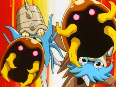 Ataque dos Pokémon Pré-Históricos