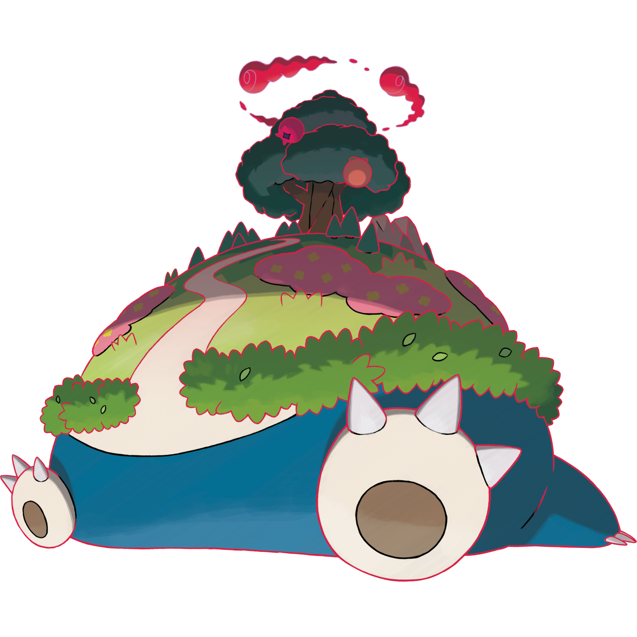 Snorlax Gigamax