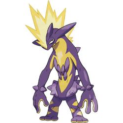 Toxtricity (Pokémon)