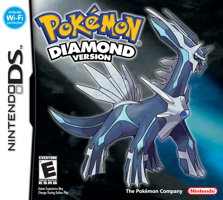 Pokémon Diamond e Pearl