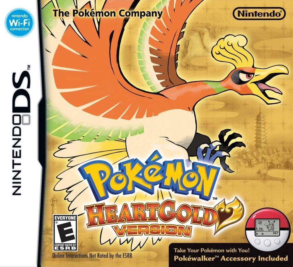 Pokémon HeartGold e SoulSilver