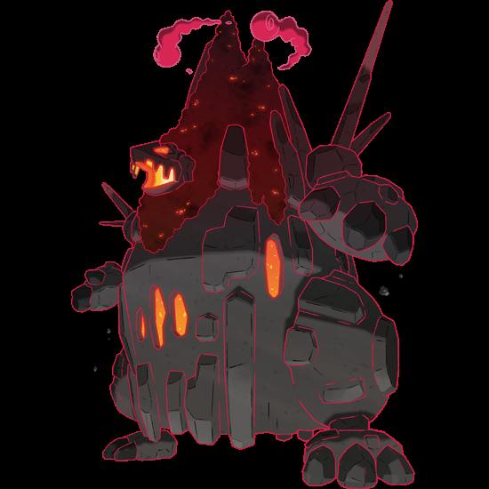 Coalossal Gigamax