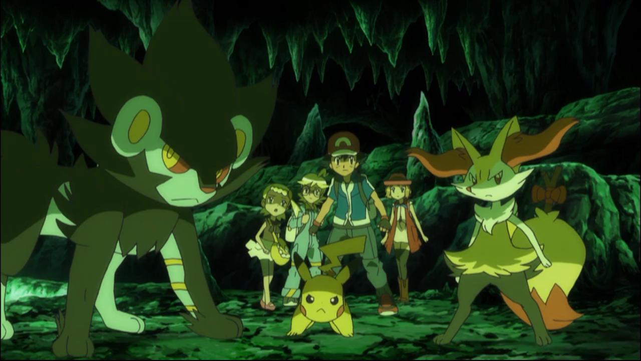 Encontro na Caverna Terminus!