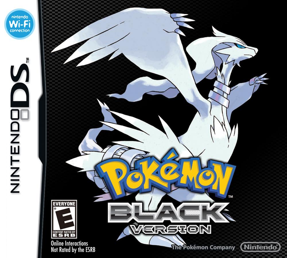 Pokémon Black e White
