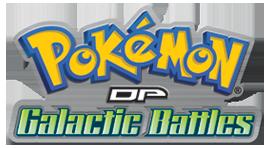 Pokémon DP: Batalhas Galácticas
