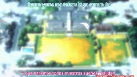 Little Busters! Anime Opening (Sub-Spanish) HD