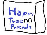 Happy Tree Friendscube