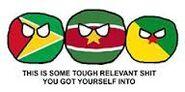 Guiana relevant