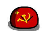 Communist-controlled Chinaball