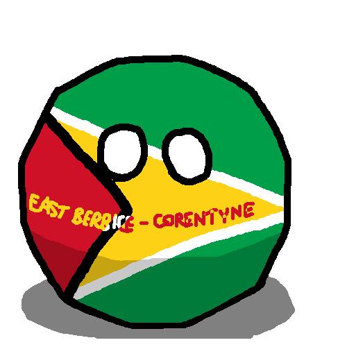 East Berbice-Corentyneball