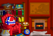 Norway`s house by BitterPeter