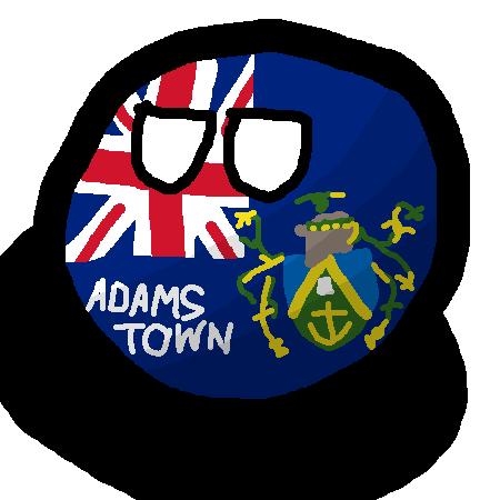Adamstownball (Pitcairn)