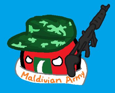 Maldivesball