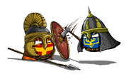 Battle between kievan rus and byzantine by kaliningradgeneral-daq3ynk