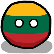 Lithuaniaball