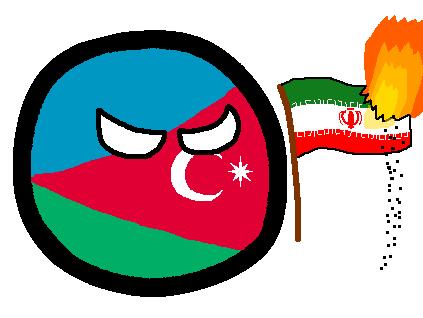 Iranian Azerbaijanball