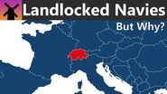 Why Landlocked Countries Still Have Navies