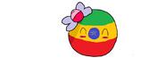 Ethiopiaball as female