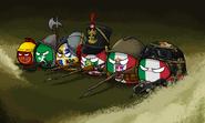 Italian military evolution
