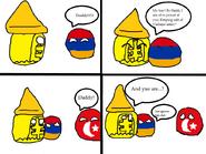 Urartuball Comic