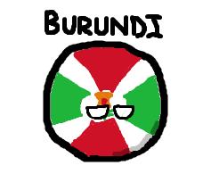 Kingdom of Burundiball