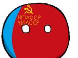 Chechen-Ingush ASSRball