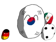 Korea won to Germany