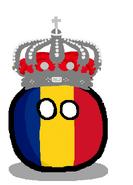 Kingdom of Romaniaball