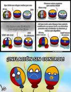 Venezuela - Argenzuela - Mexizuela