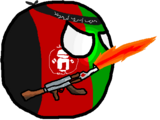 Transitional Islamic State of Afghanistanball