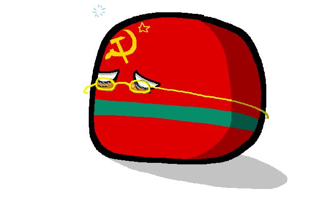 Pridnestrovian Moldavian Soviet Socialist Republicball