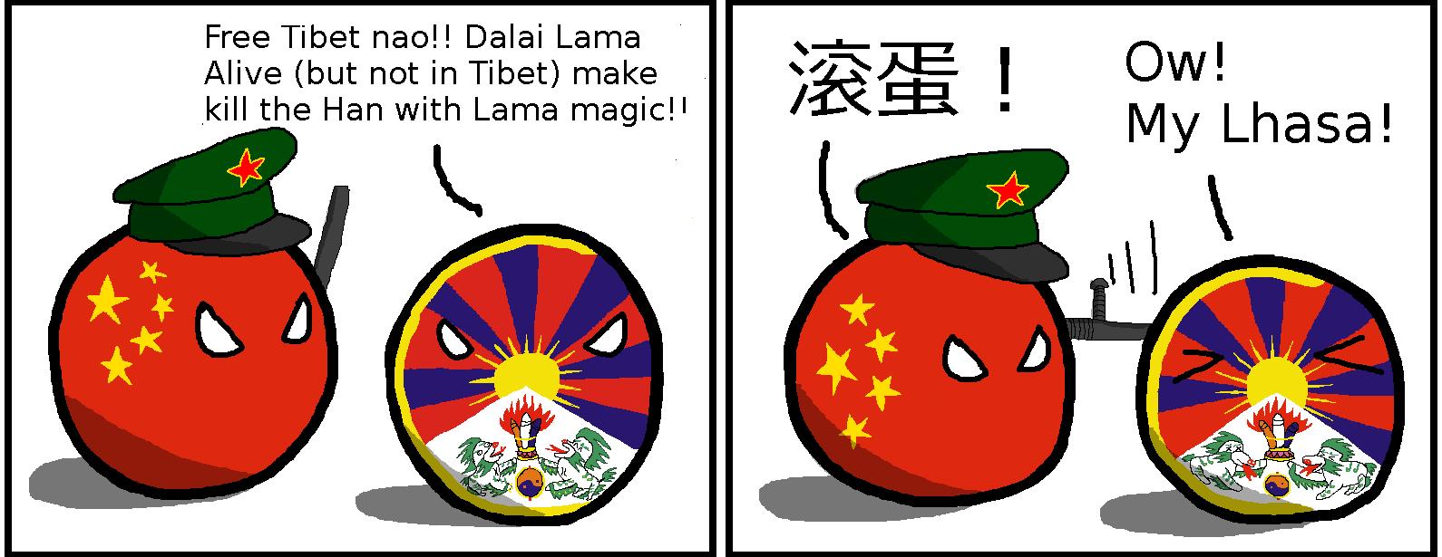 1959 Tibetan uprising