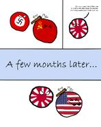 WW2 Nazi Nihon
