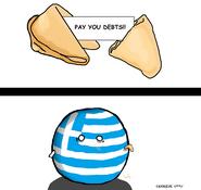 Pay your debts grece