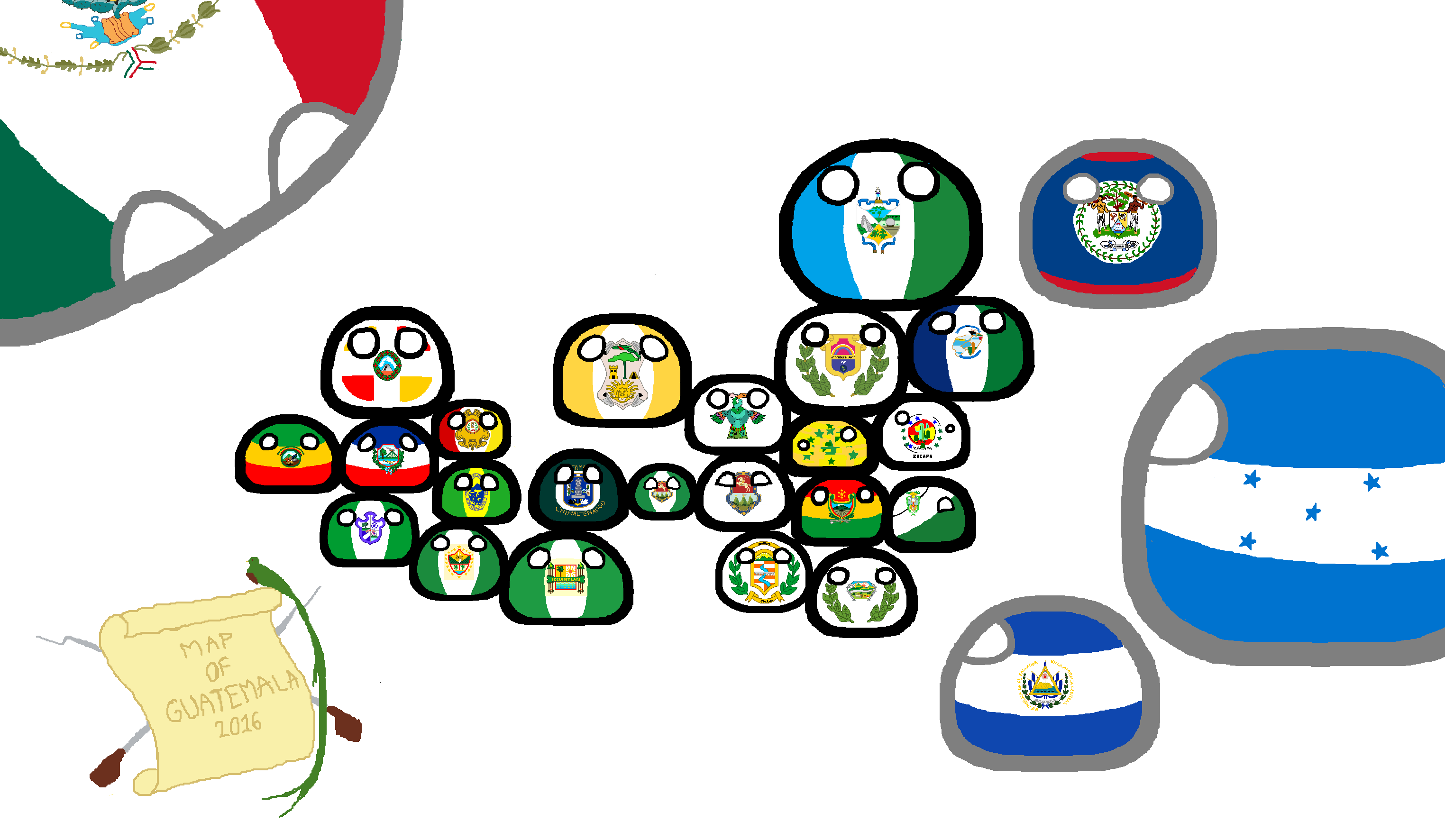 Guatemala Departmentball