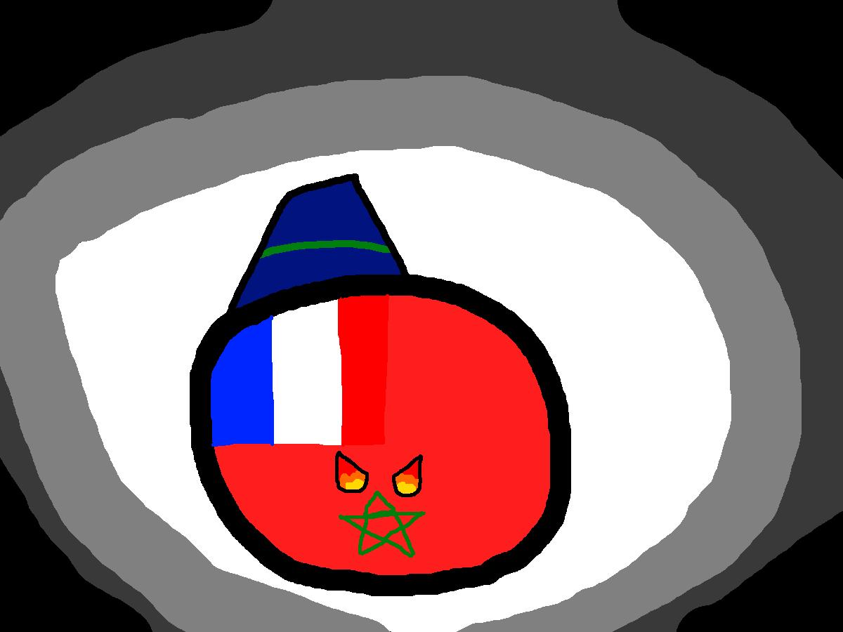 French Moroccoball