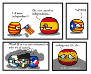 Catalonias independence