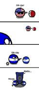 Gib Clay (Football War)