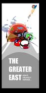 Greater East by taongkalye