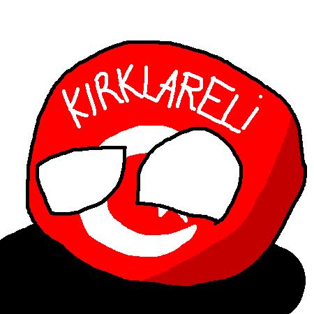 Kırklareli Provinceball