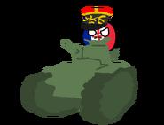 Free France on Char B1