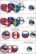 Estonia cannot into Nordic