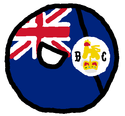 Colony of British Columbiaball