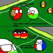 Everyone Can Beat England