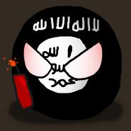 ISISball by Taha Banoglu